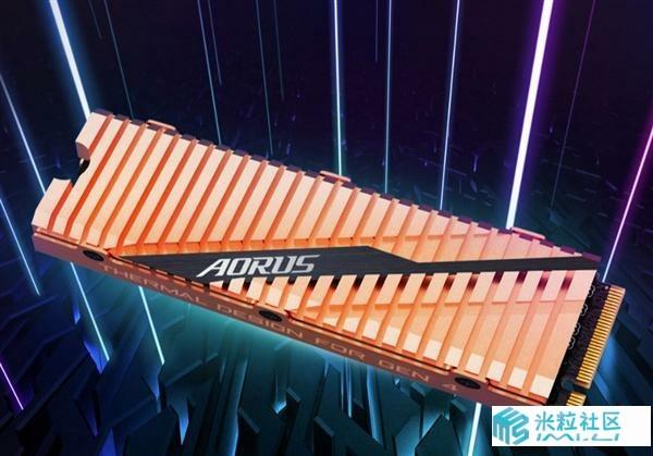 技嘉全球首发PCIe 4.0 SSD:读取高达5GB/s 纯铜散热