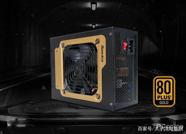 """航嘉850W MVP K850X电源不玩游戏可以做到""""0""""分贝静音"""