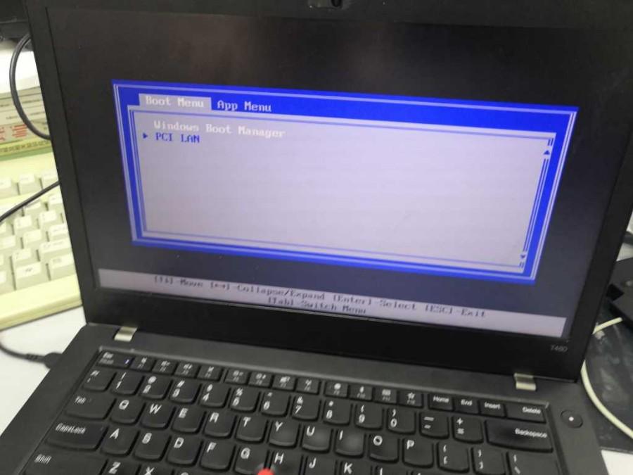 联想 Lenovo T480安装固态硬盘和重装系统