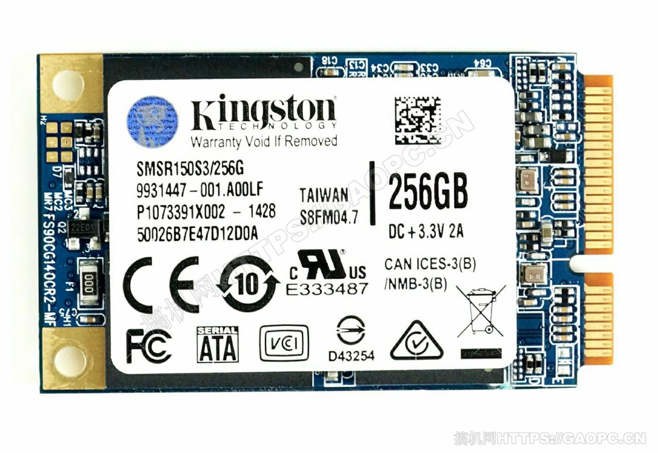 宏碁aspire S7 393 Msata固态硬盘