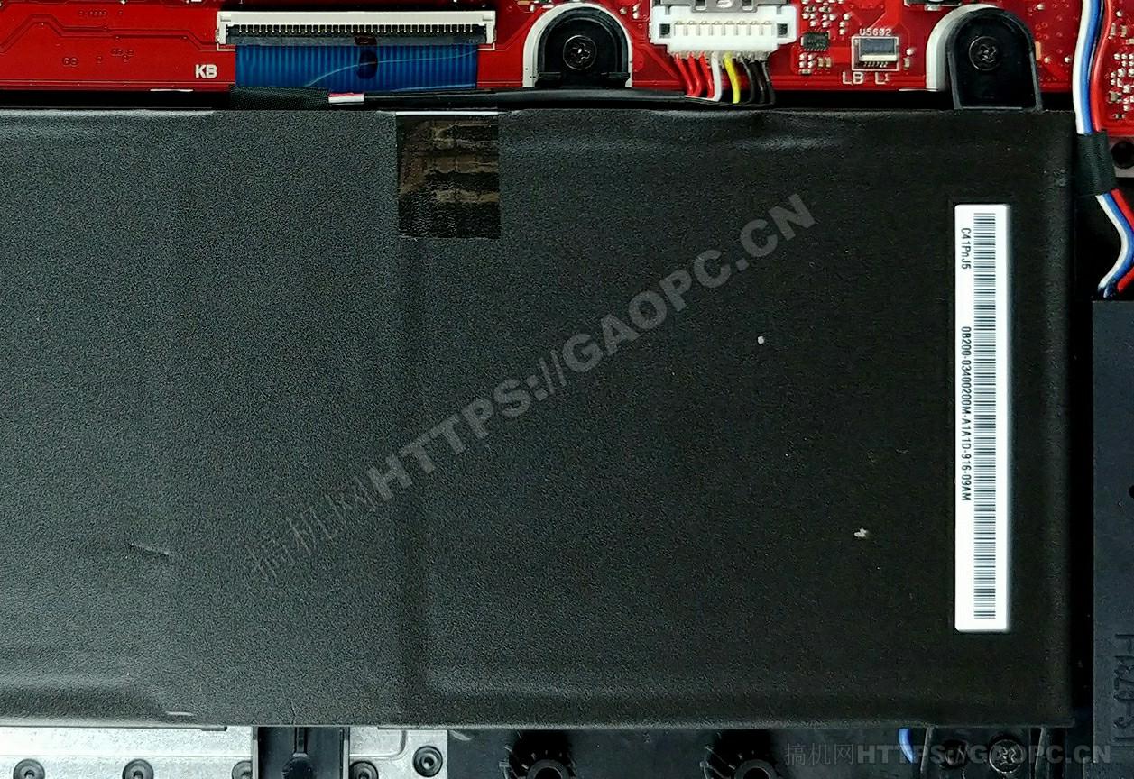 华硕rog Strix G731 66wh电池