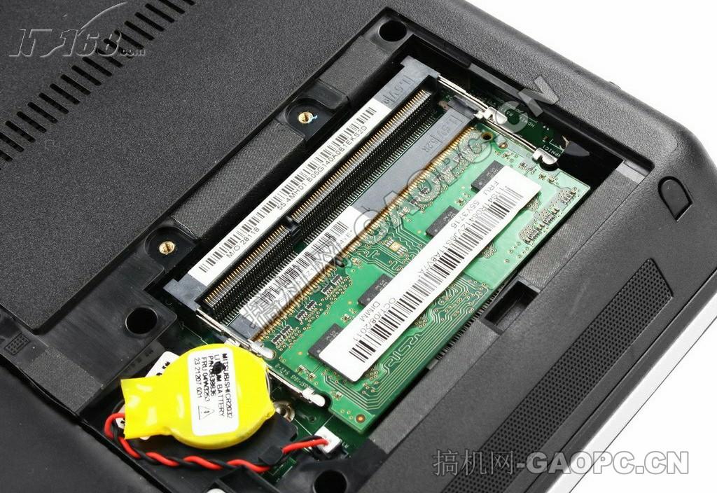 联想ThinkPad E420拆机-内存条