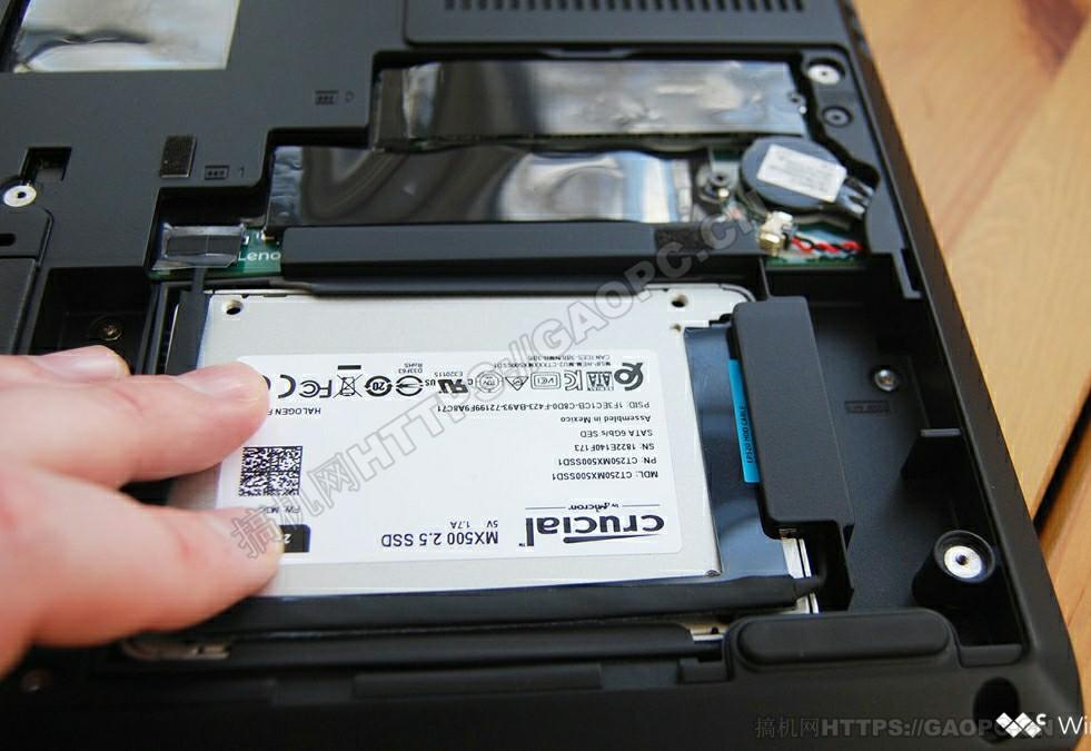联想thinkpad P52 Sata 固态硬盘