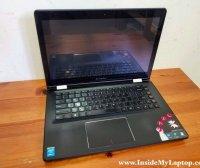 联想Flex 3-1470型号80JK 笔记本电脑拆机教程