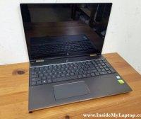 惠普 Spectre x360 15 ch系列旋转笔记本拆机教程