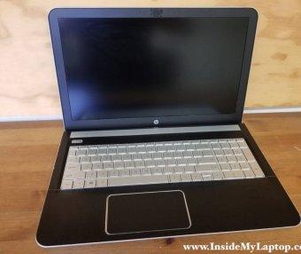 惠普 Envy 15T-AE100笔记本拆机教程