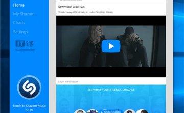 听歌识曲应用《Shazam》住手支持Win10 UWP版