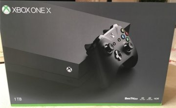 民间已经拿到国行版的Xbox One X主机:真的不锁区