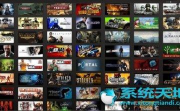 玩游戏必选Windows 10系统steam用户上涨