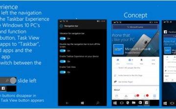 不需要Windows10移动义务栏(观点)?