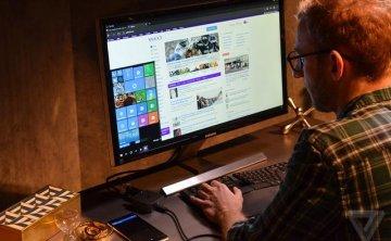 微软Windows10的未来是智能硬件的伶俐模式