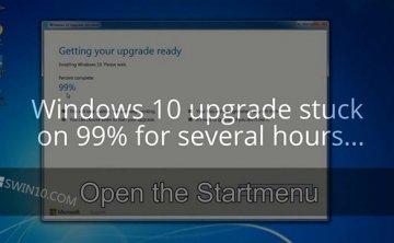 升级Win10专业版时卡在99%的解决技巧
