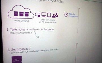 周全免费:微软解锁所有PC版《OneNote》高级功效