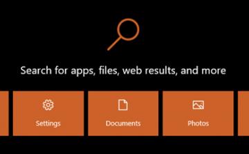 有关在Windows 10中进行搜索的12条提示