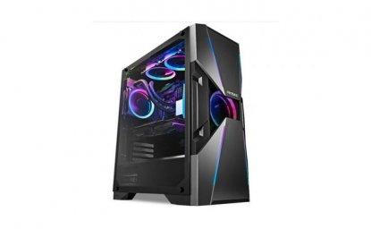 秒杀一片的9900KF+1070TI DIY电脑主机平面渲染都可应付
