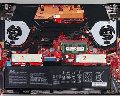 华硕ROG Zephyrus S15拆机内部硬件介绍视频