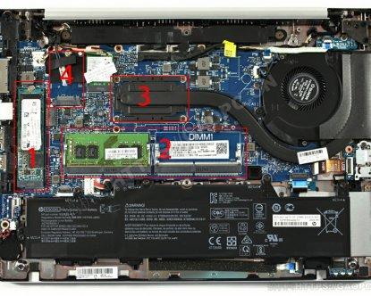 惠普EliteBook 745 G6拆机升级M.2固态硬盘和内存条