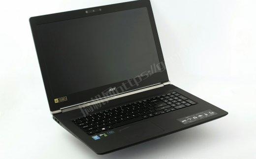 宏碁 Aspire V17 (VN7-791G)拆机升级固态硬盘和内存条教程
