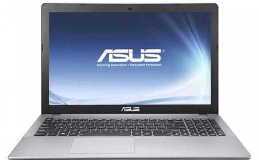 华硕A550 系列笔记本拆机加装固态硬盘和内存