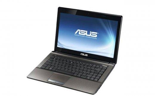 华硕K43T加装固态硬盘和内存条