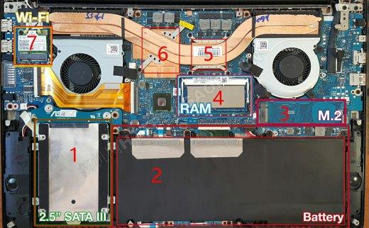 华硕ROG G501拆解:扩展接口相当丰富的一款15.6笔记本