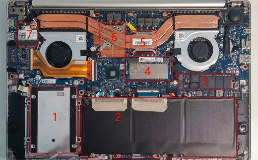 华硕ZenBook Pro UX501拆机:硬件扩展插槽丰富的15.6寸高分屏笔记本
