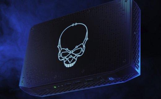 英特尔幻影峡谷拆解:支持 M.2 22110 SSD