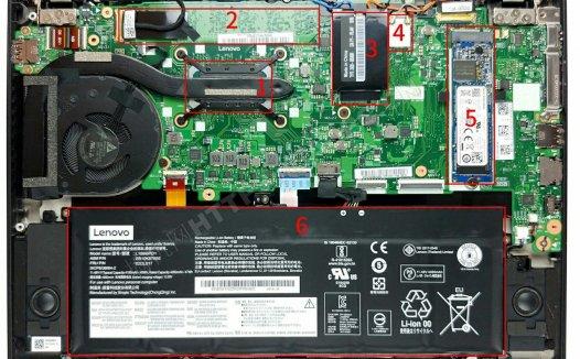 联想ThinkPad X390笔记本拆机视频教程