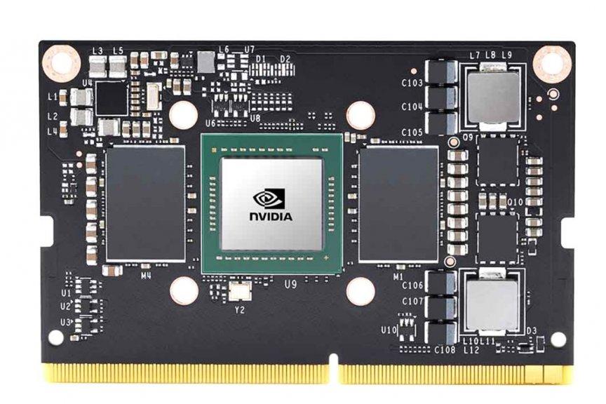 英伟达发布 Jetson TX2 NX 单卡计算模块:Pascal GPU,4GB 内存