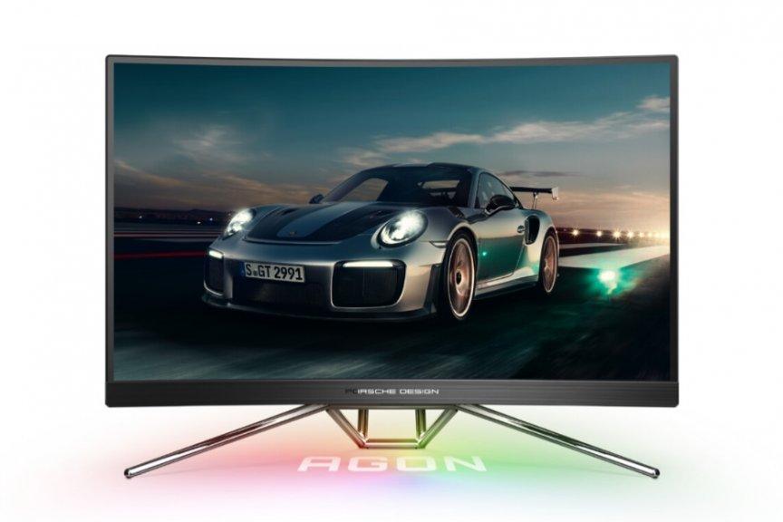 AOC 发布保时捷设计(AGON)电竞显示器
