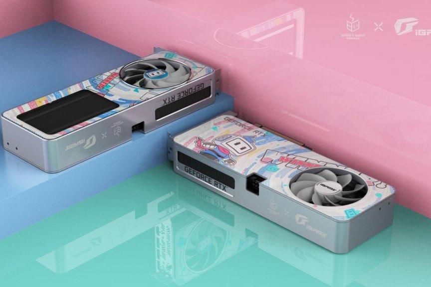 七彩虹推出哔哩哔哩电竞联名版 RTX 3060 显卡,摇号购买