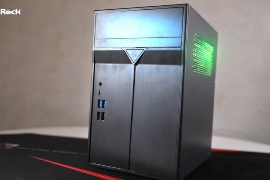 华擎推出迷你 PC 准系统:机箱容量 10L,仅支持 AMD CPU