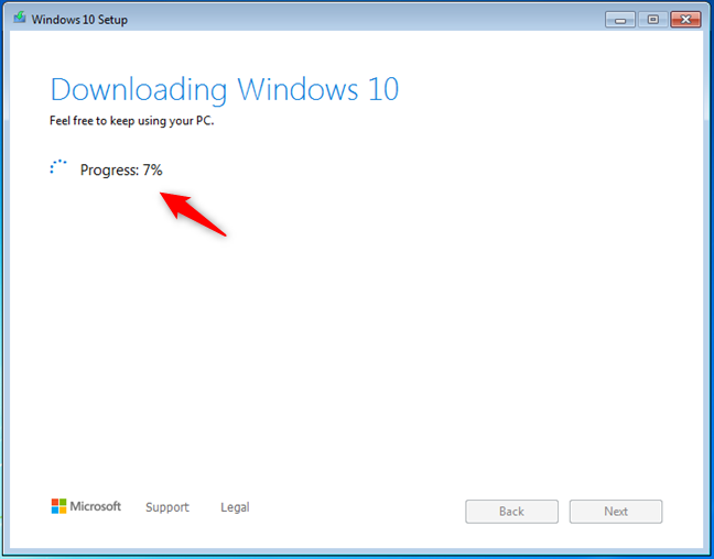 下载Windows 10