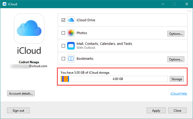 如何下载和安装Windows版iCloud