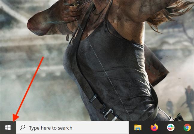 如何在Windows 10(如Pro)中打开文件,文件夹和应用