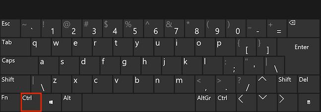 使用Ctrl键选择多个文本块